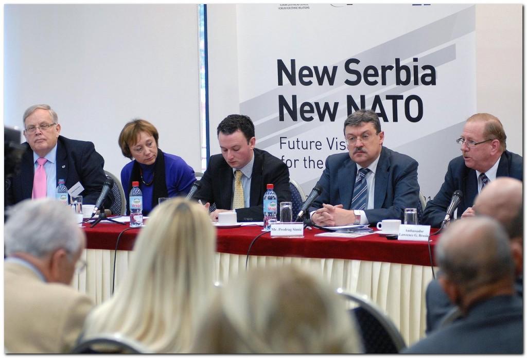 New Serbia, new NATO