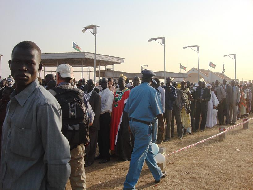South Sudan – a new country, new beginning in Africa