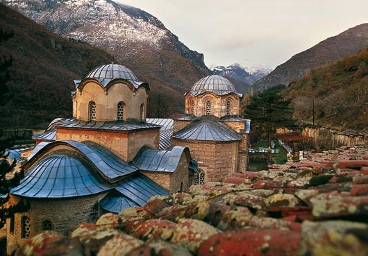 Inter-cultural dialogue through monasteries in Kosovo