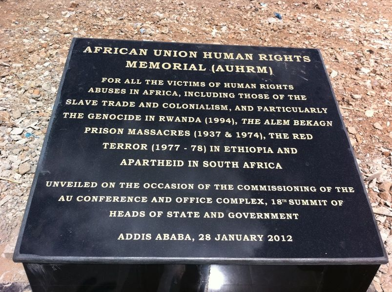 Beyond transitional justice – memorialisation in Africa