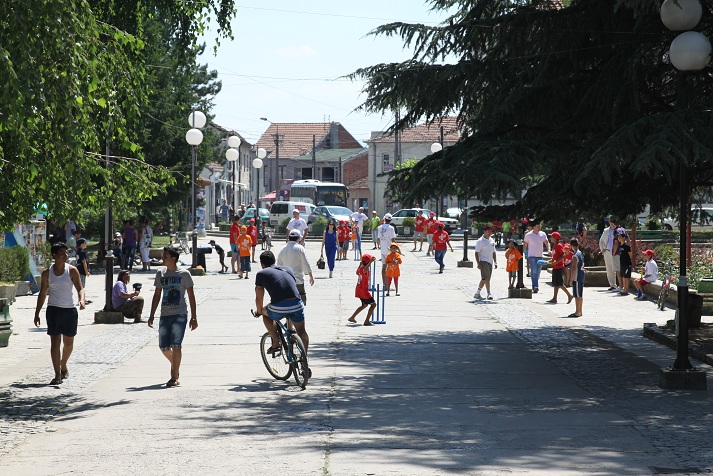 Cricket for change in south Serbia
