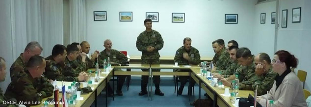 Collective Security   TransConflict Serbia