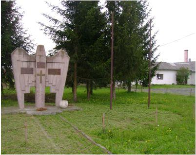 SerbianMonumentTrnopolje