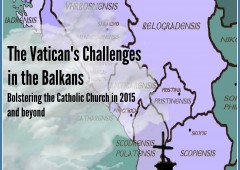Vaticans Challenges in the Balkans Cover Image